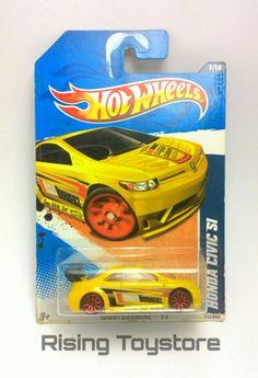 Hotwheels Honda Civic Si. Night Burnerz