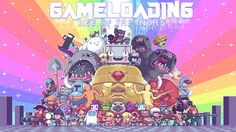 image for indie game documentary, https://www.kickstarter.com/projects/studiobento/game-loading-the-final-push/