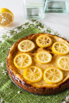 Disturbingly Delicious - Creamy Lemon Pie