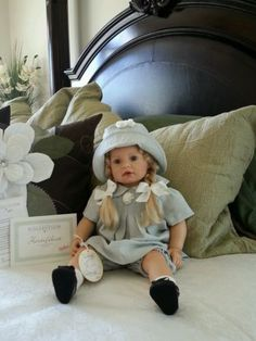 Zapf creations doll Anna Lisa