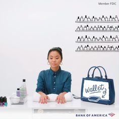 Nothing should stand in the way of self-care. Use our Mobile Banking app to add your card to the Digital Wallet, so that you (and your nails) can enjoy some pampering. Ads Creative, Creative Video, Banks Ads, Online Wallet, Virtual Card, Digital Wallet, Social Media Video, Bank Of America, Social Media Design