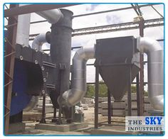 IBR piping for plant