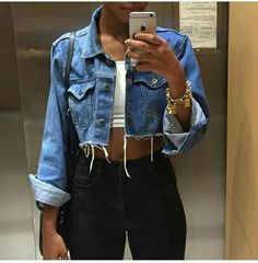 Simple Summer to Spring Outfits to Try in 2019 – Prettyinso Mode Outfits, Fall Outfits, Summer Outfits, Casual Outfits, Fashion Outfits, Denim Outfits, Fashion Tips, Fashion Killa, Look Fashion