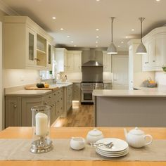 Creating beautiful spaces is at the heart of what we do at the Laura Ashley Kitchen Collection. Designing our range to fit the way you… Laura Ashley Kitchen, Kitchen Collection, Beautiful Space, Luxury Homes, House, Kitchen Ideas, Kitchens, Range, Spaces