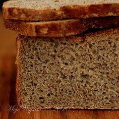 Tatterowiec - chleb razowy na zakwasie