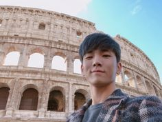 """51/70 Key's Naver Blog """"Europe Over Flowers""""/Rome and Paris Trip Part 1/Author,Photos,Video by KiBum//Translation by @thatcoolcatmeow on Twitter (DO NOT RE-TRANSLATE INTO ANOTHER LANGUAGE)"""