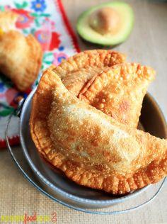 Taco Empanada   |   hungryfoodlove.com