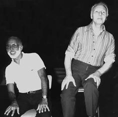 Robbins and Balanchine. Who would I be if it weren't for these 2 geniuses?
