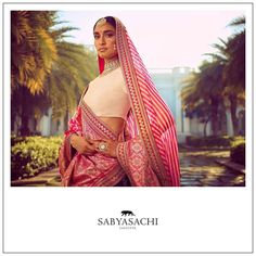International Fashion Spotlight: Indian Label Sabyasachi | Tom + Lorenzo