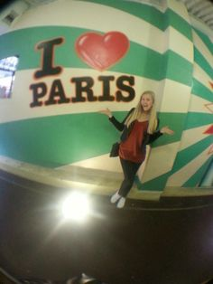 J'aime Paris ❤️