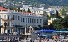 Yalta Crimea Ukraine Europe