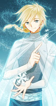 Tsubasa / Frozen ~~ Fai