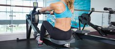 Already bored of indoor treadmill training this winter? Bust out of your rut with these strength and endurance-building rowing machine cardio workouts.