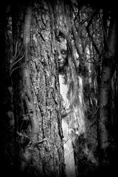 Dance Macabre: Dead eyes see no future III. by Agnes-z-Garbledville Creepy Photography, Dark Photography, Spirit Photography, Arte Horror, Horror Art, Dark Fantasy, Fantasy Art, Creepy Pictures, Eye Pictures