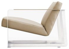 Crosby Lounge Chair Incense - MODLOFT - $1,099