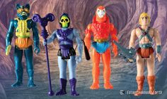 Masters of the Universe Super7 action figures   Buy them here with FREE shipping:http://ift.tt/1SbYF5l He-Man toys
