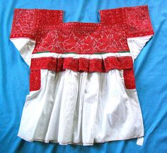 Nahua blouse from Puebla | Flickr - Photo Sharing!