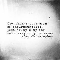 Leo Christopher • Insurmountable