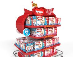 """Check out new work on my @Behance portfolio: """"CAMPAÑA HUGGIES"""" http://be.net/gallery/35631223/CAMPANA-HUGGIES"""