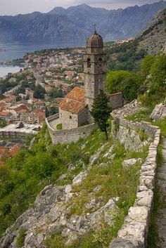 Kotor, Montenegro's Great Wall