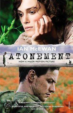 Atonement, Ian McEwan.