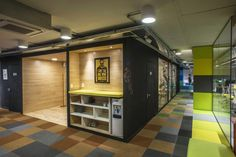 Ironhide Game Studios offices by Martinez Rudolph Architects Montevideo  Uruguay