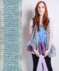 Life In Fashion: Digitally Printed Scarves