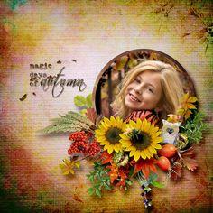 Magic days of autumn
