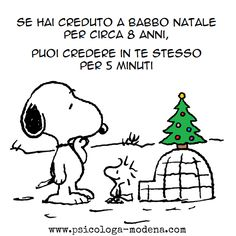 #aforisma #autostima #Snoopy #peanuts #natale Maybe Meme, Linus Peanuts, Psychology Humor, Peanuts Quotes, Snoopy Christmas, Something To Remember, Magic Words, More Than Words, New Years Eve Party