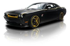 2011 1 of 1 Penske Racing Dodge Challenger SRT8 392 HEMI 6 Speed