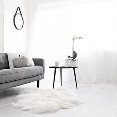White & minimal