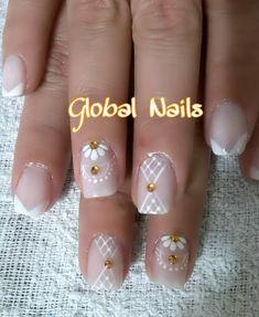 Nail Polish Style, Purple Nails, Mani Pedi, Nail Arts, Skin Makeup, Triangles, Fun Nails, Simple Designs, Nail Art Designs