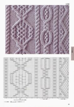 Japanese patterns for knitting with the schemes for the site * Fashionable knitting *, http://modnoevyazanie.ru.com/