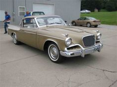 1957 Studebaker Golden Hawk | 963373