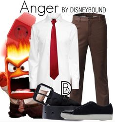 Anger | Inside Out