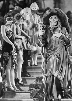 ♥ Old Hollywood ♥The Phantom of the Opera (1925)