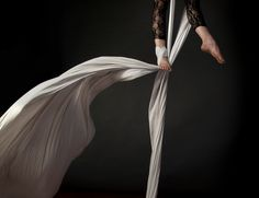 dance - Arial silks... simply beautiful... come see this live at supperclub today!