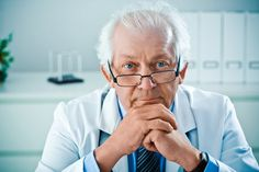 Older Male Doctor