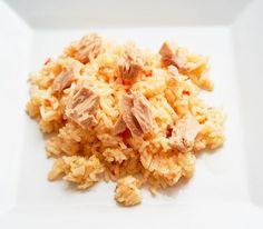 Cómo hacer arroz con atún con Thermomix | Trucos de cocina Thermomix | Bloglovin'