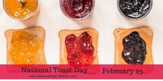 National Toast Day February 23