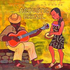 El disco incluye Brasileiro, Samba Bossa Nova y Groove Brasil.