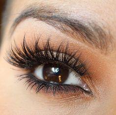 a20a605b6ed Long Lashes, False Lashes, Longer Eyelashes, Wig Hairstyles, Beauty Makeup,  Makeup