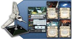 Fantasy Flight Games [News] - In Defense of the Lambda-class Shuttle
