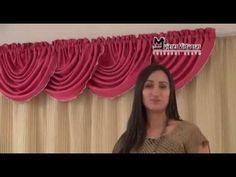 Como Hacer una Cenefa Globo Entubado-Ondas Corridas 4/7 por Yuruanni Bravo - YouTube