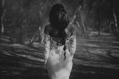 Nora Sarman / Pinewood Weddings / Wilderness / Top Bartok Skirt Broche