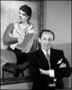 Music. Vladimir Horowitz by Henri Dauman
