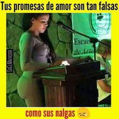 Pero la verdad siempre se sabe. - - #Engaño #Falso #Falsificar #estafa #modelo #bikini #estudiante #exposición #relleno #SrElMatador #ElSalvador #SV #SrElMatador http://www.srelmatador.com #Foto