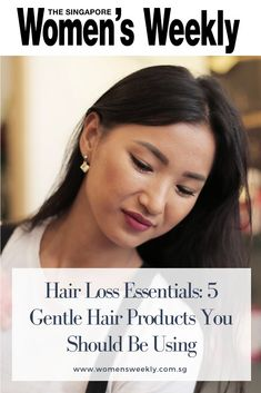 The bare necessities to turn to when you're faced with hair loss, from an exfoliating scalp scrub to power-packed ampoule treatments  Beyond maintaining a well-balanced diet that's rich in iron and protein, healthy hair should, theoretically, should start in the shower. We narrowed down five gentle and effective anti-hair loss essentials that you should start adding into your routine. #haircare #hairhacks #hairgrowth Asian Hair Care Routine, Cosmetic Info, Scalp Scrub, Scalp Conditions, Anti Hair Loss, Hormonal Changes, Hair Breakage, Bare Necessities