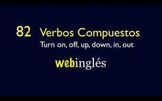Verbos Compuestos-Inglés, Phrasal Verbs, TURN