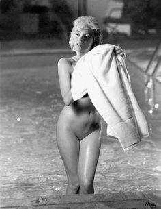 "Saatchi Art Artist Jeffrey Yarber; Photography, ""Marilyn Monroe - The Pool"" #art"